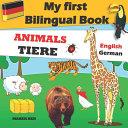 My First Bilingual Book-Animals