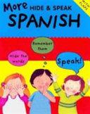 More Hide and Speak Spanish