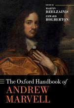 The Oxford Handbook of Andrew Marvell