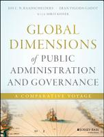 Global Dimensions of Public Administration and Governance PDF