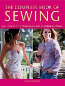 Complete Book of Sewing PDF