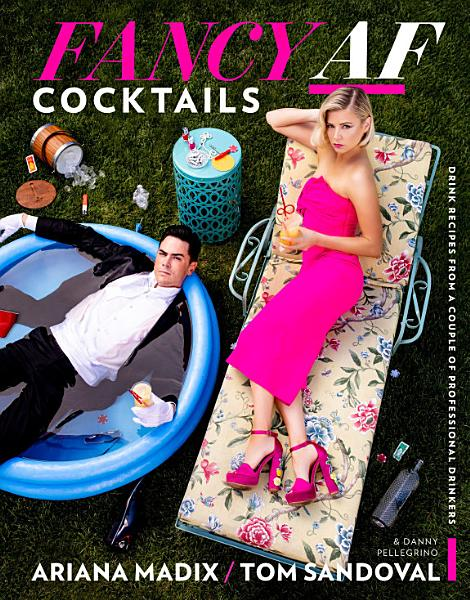 Download Fancy AF Cocktails Book