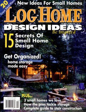 Log Home Design PDF