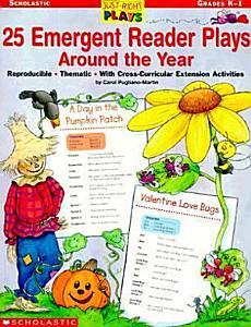 25 Emergent Reader Plays Around the Year PDF