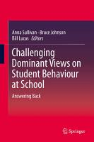 Challenging Dominant Views on Student Behaviour at School PDF