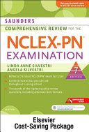 Saunders Comprehensive Review for the NCLEX PN Examination Elsevier Ebook on Vitalsource Access Code  Saunders Comprehensive Review for the NCLEX PN Examination Evolve Access Code PDF