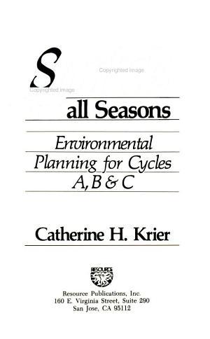 Symbols for All Seasons PDF