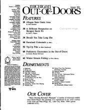 Michigan Out of doors PDF