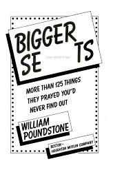 Bigger Secrets Book PDF