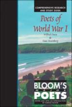 Poets of World War I - Part One