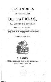 Les amours du chevalier de Faublas: Volume1
