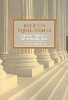 Between Equal Rights PDF