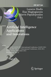 Artificial Intelligence Applications and Innovations Book