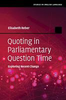 Quoting in Parliamentary Question Time PDF