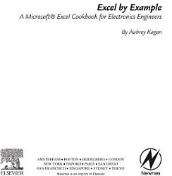 Excel by Example PDF