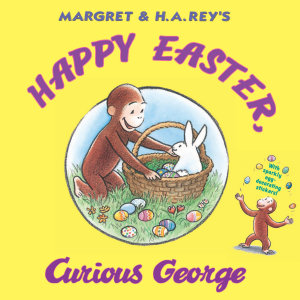 Happy Easter  Curious George Book