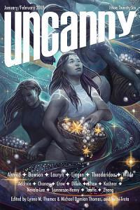 Uncanny Magazine Issue 26 PDF