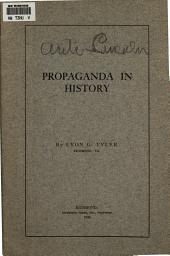 Propaganda in History
