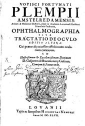 Ophthalmographia