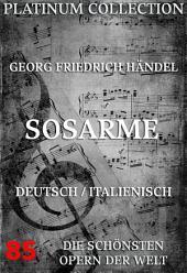 Sosarme (Die Opern der Welt)