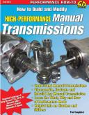How to Build and Modify High performance Manual Transmissions PDF