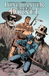 Lone Ranger / Green Hornet #4 (of 6)