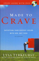 Made to Crave Study Guide with Dvd Book