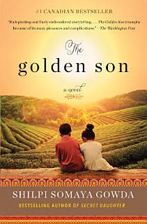 The Golden Son Book