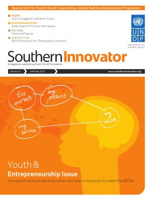 Southern Innovator Magazine Issue 2  Youth and Entrepreneurship PDF