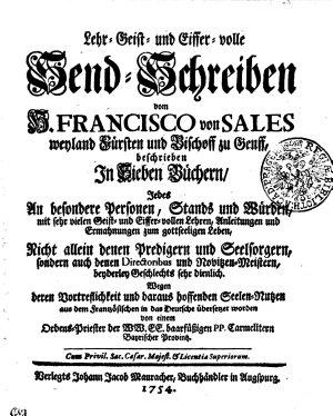 Lehr  Geist  und Eiffer volle Send Schreiben PDF