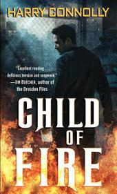 Child of Fire: A Twenty Palaces Novel