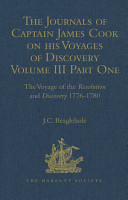The Journals of Captain James Cook on his Voyages of Discovery PDF