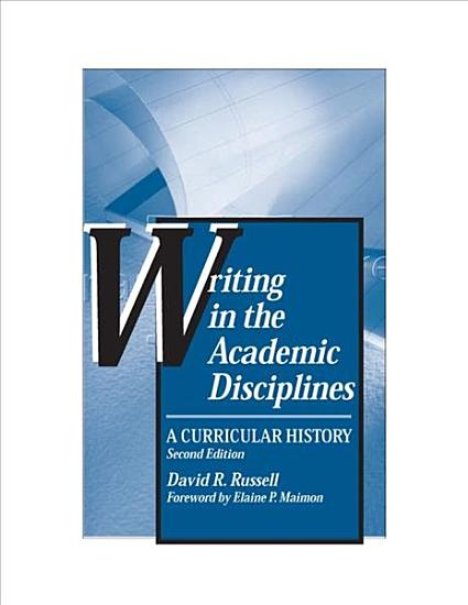 Writing in the Academic Disciplines PDF