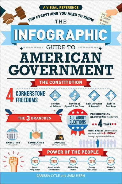Download The Infographic Guide to American Government Book
