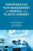 Perioperative Pain Management for General and Plastic Surgery PDF