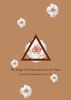 We Hope This Reaches You in Time Book