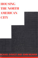 Housing the North American City PDF