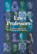 Download Law Professors and the Shaping of American Law Book