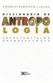 Diccionario de antropología