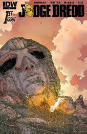 Judge Dredd (2016) #1