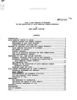 Occasional Papers PDF