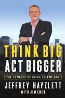 Think Big  Act Bigger PDF