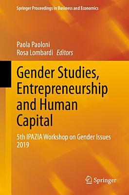 Gender Studies  Entrepreneurship and Human Capital