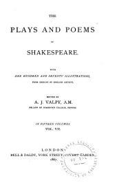 King Henry IV, part 1. King Henry IV, part 2. Henry V