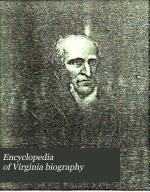 Encyclopedia of Virginia Biography  Under the Editorial Supervision of Lyon Gardiner Tyler PDF