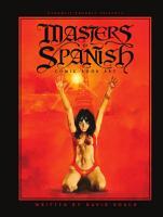 Masters Of Spanish Comic Book Art PDF