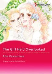 THE GIRL HE'D OVERLOOKED: Harlequin Comics