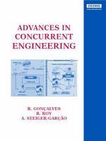 Advances in Concurrent Engineering PDF