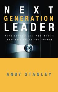 Next Generation Leader Book
