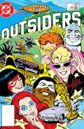 Adventures of the Outsiders (1986-) #38